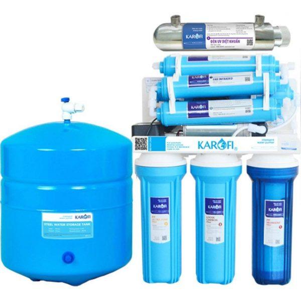 Máy lọc nước không vỏ tủ có đèn UV