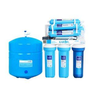 Máy lọc nước eRO không tủ